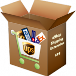 eShop Shipping Extension - UPS