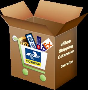 eShop Shipping Extension - Correios