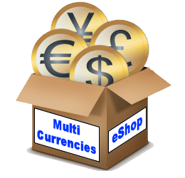 eShop Multi-Currencies
